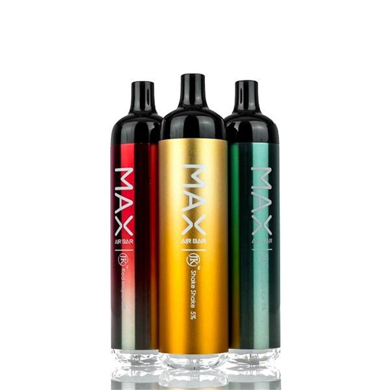 Suorin Air Bar Max Disposable Vape Kit review