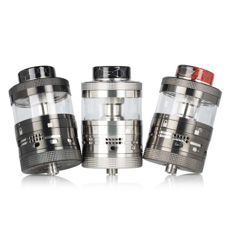 steam crave aromamizer ragnar 35mm rdta - all colors