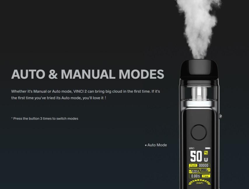 vinci 2 kit bring big cloud