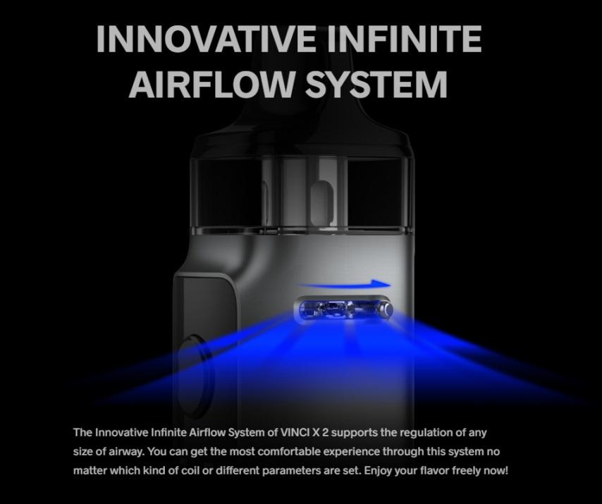vincix 2 airflow