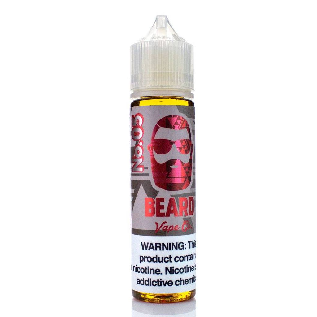 Beard Vape Series 60ml NO.05 6mg