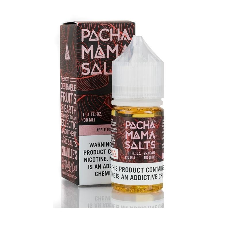 Pachamama Salts Apple Tobacco E-juice 30ml