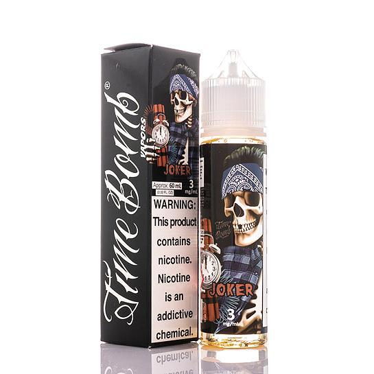 Time Bomb Joker E-Juice 60ml 3mg