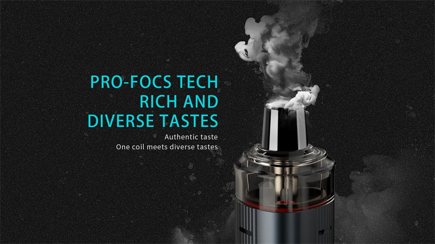 Uwell WHIRL T1 Pod Mod Kit with pro-focs technology
