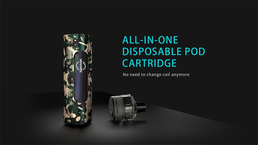 Uwell WHIRL T1 disposable pod