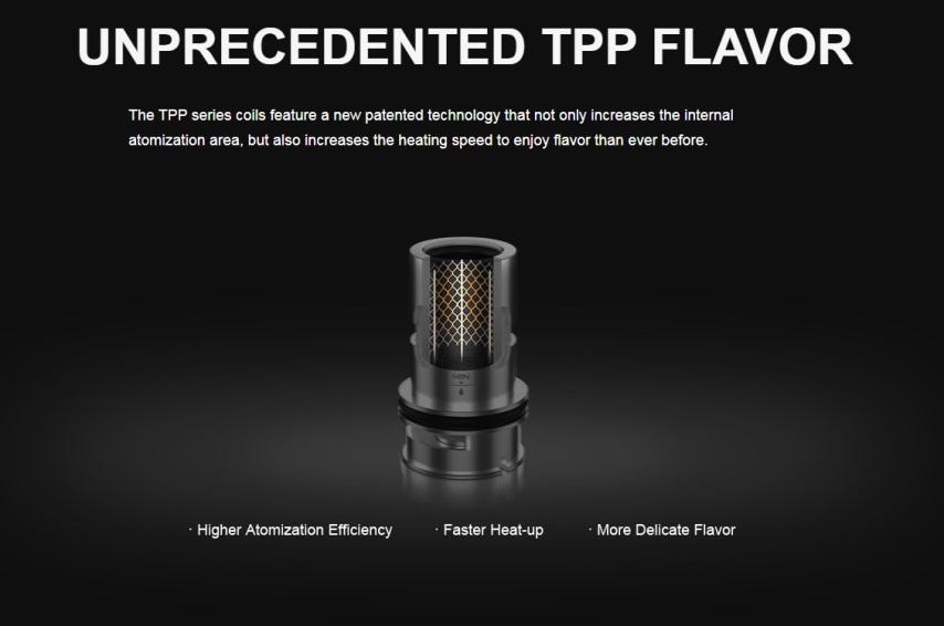 TPP-DM2 series coils