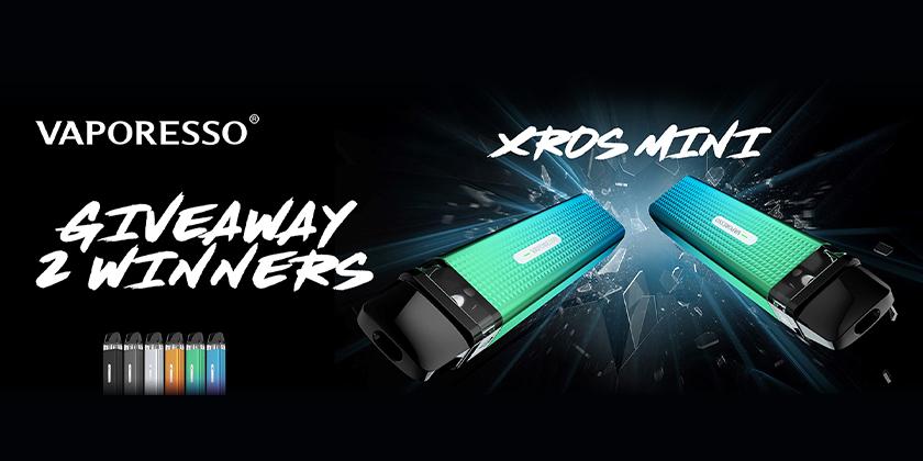 Vaporesso XROS MINI Pod System Kit Tester Wanted!
