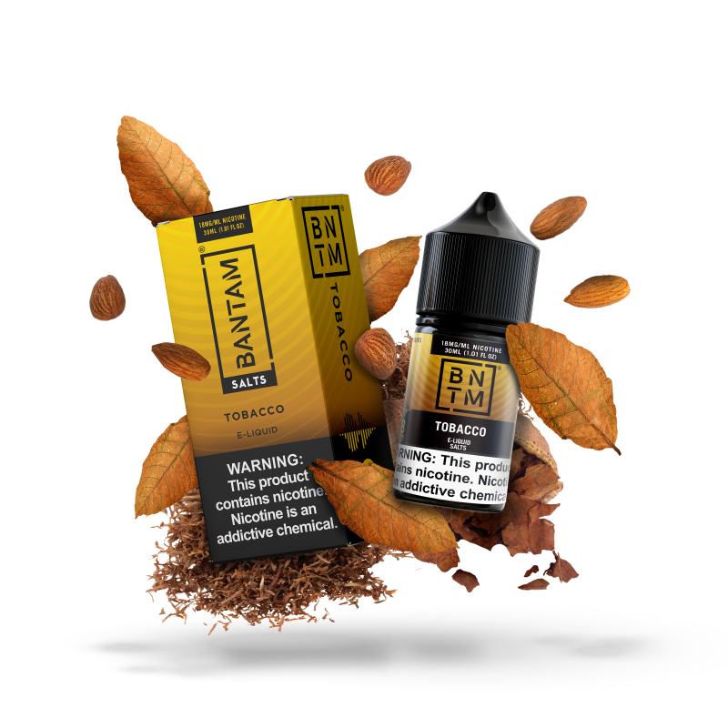 Bantam Tobacco Salts E-Juice 30ml