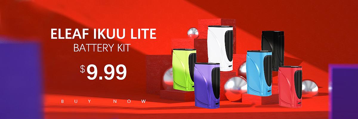 Eleaf iKuu Lite Battery Kit