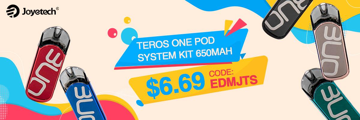 Joyetech TEROS ONE Pod System Kit $6.69