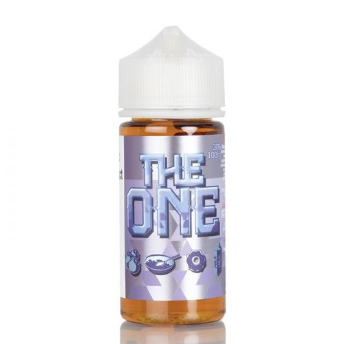The One Blueberry E-juice 100ml