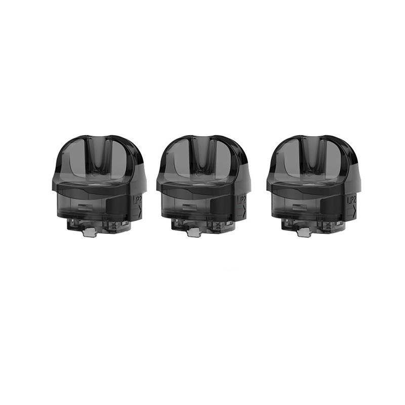SMOK Nord 50W Replacement Empty Pod Cartridge (3pcs/pack)